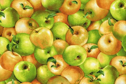 Farmer John organic apples