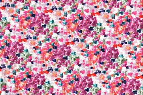 Estampados digitales Margarita multicolore