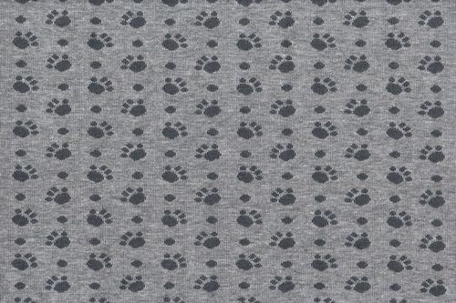 French Terry print 4066-764 Footprint