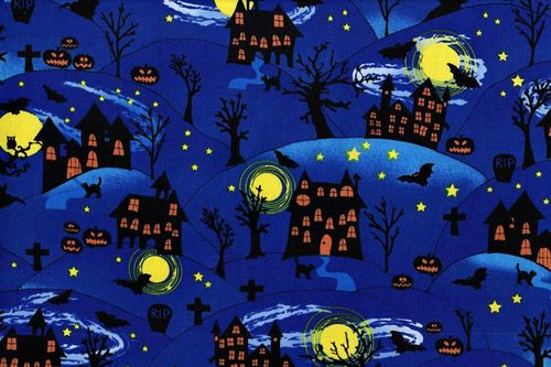 Fabri Quilt 103-44401 Treat or Treat