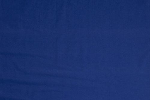 French Terry plain 2775-005 Blue