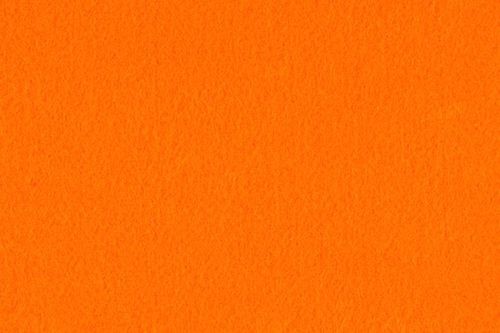 Fieltro 3mm naranja
