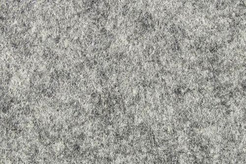 Fieltro 3mm gris melange