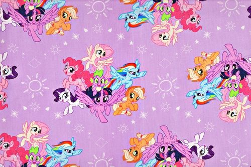 my little ponny collection ponies