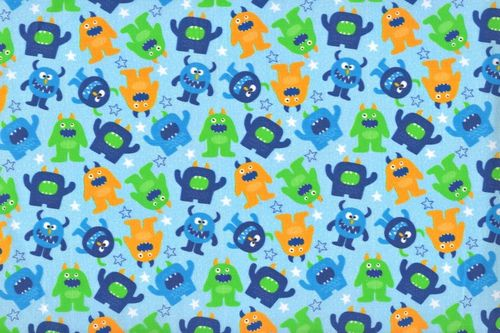 Cotton vi digital 1149 blue
