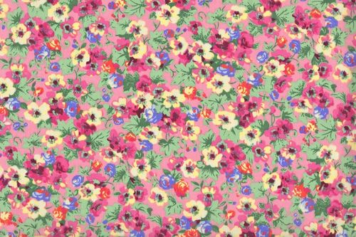 Country Floral 08 pink