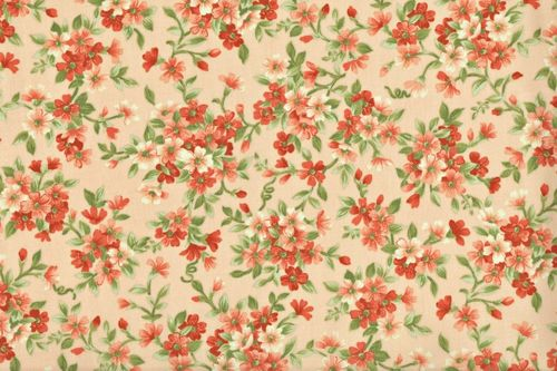 Country Floral 1265 pink