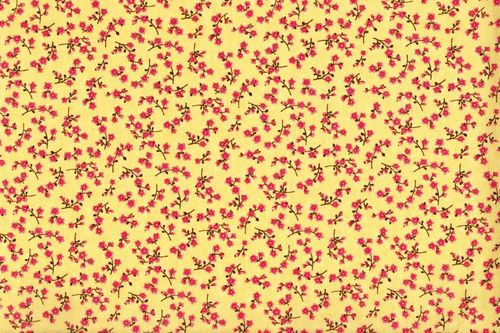 Country Floral 1558 beige