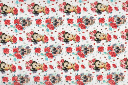 Cotton g digital frida catrina cat